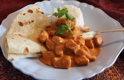 Butter Chicken Marsala