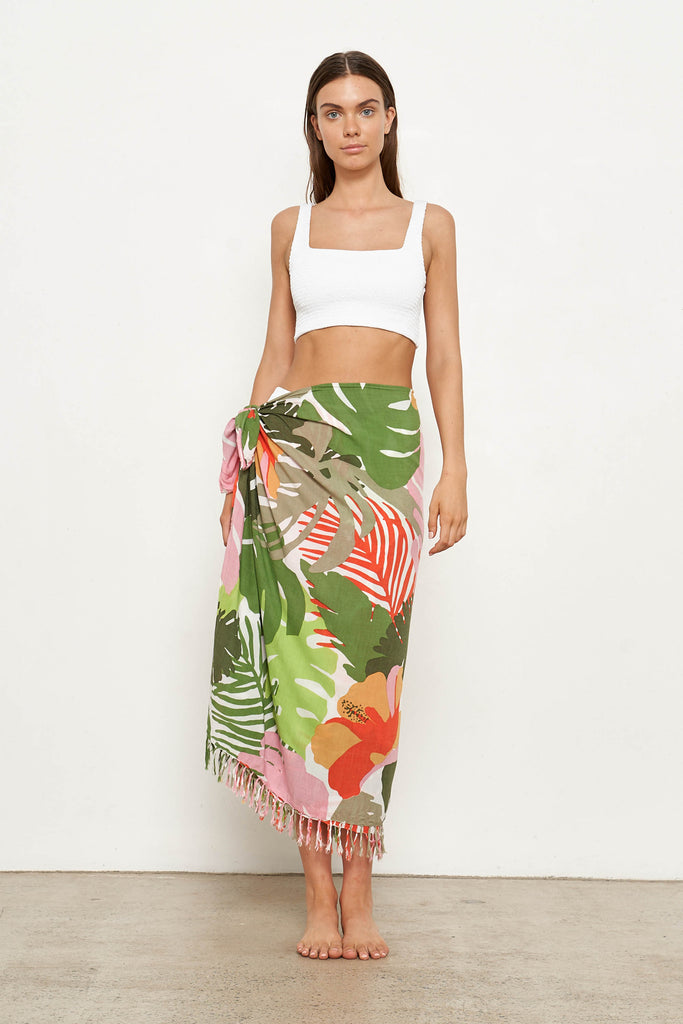 Sarong - Pareo - Jungle