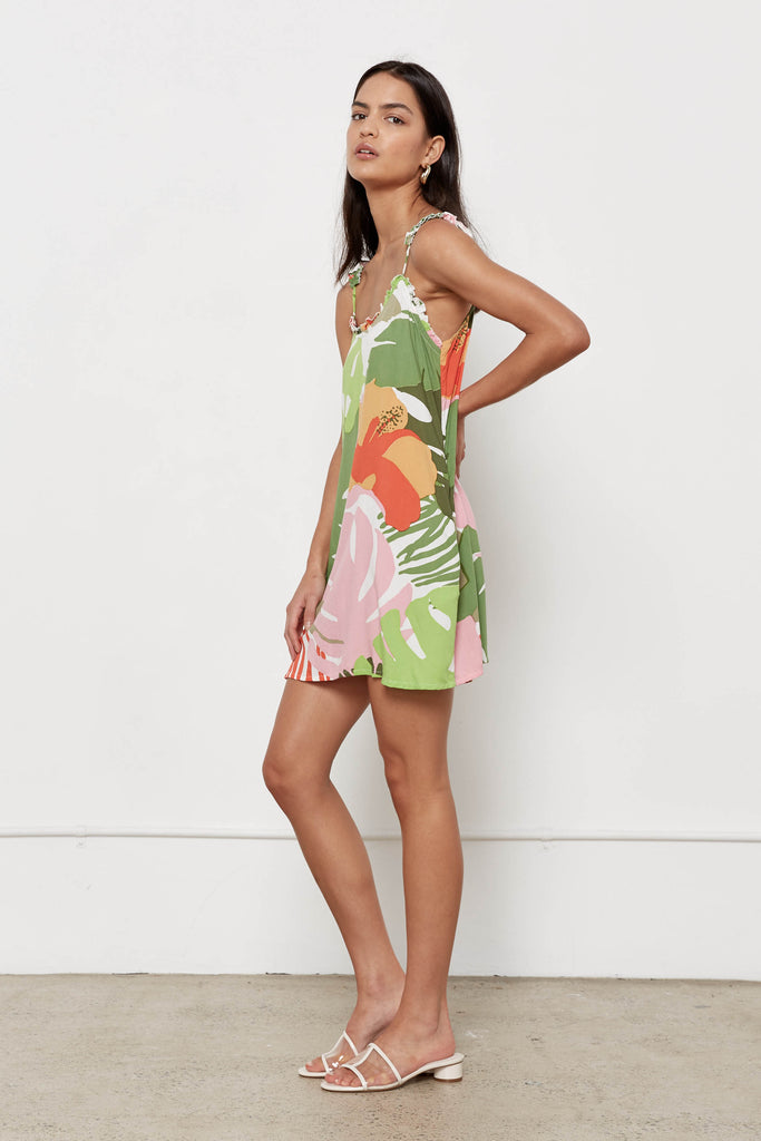 Rosemary Dress - Jungle