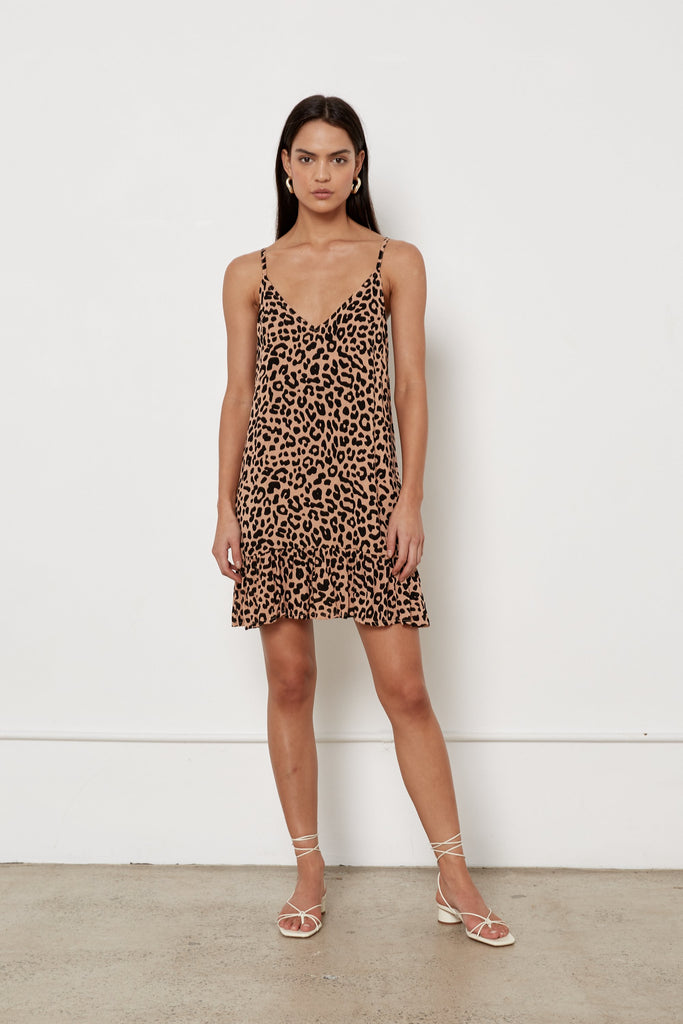 Margarita Dress - Jaguar