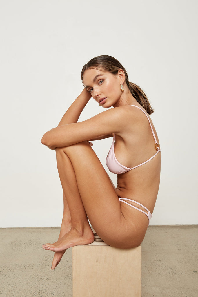 Nile Bottoms - Pale Pink - Eco