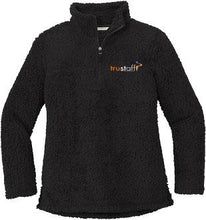 Load image into Gallery viewer, Port Authority Ladies Cozy 1/4-Zip Fleece