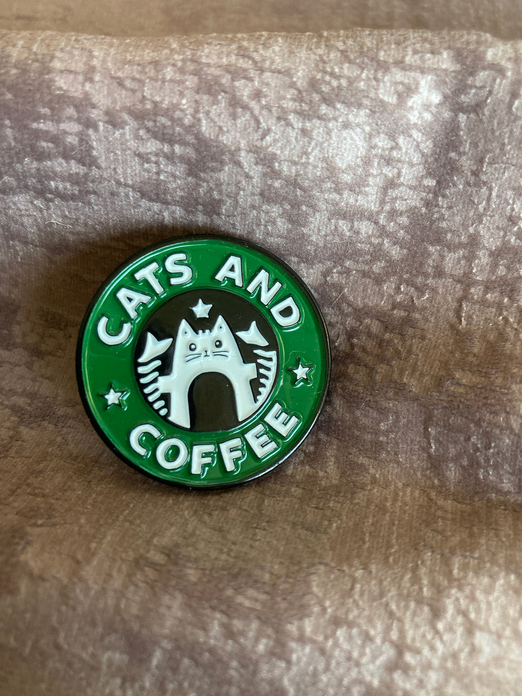 Pin's Catbucks