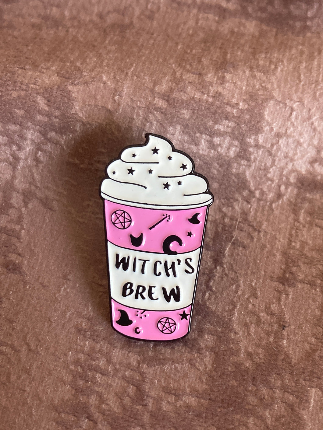 Pin's Witch