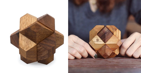 SiamMandalay's Wooden Puzzle Blog - Meet the Designers and