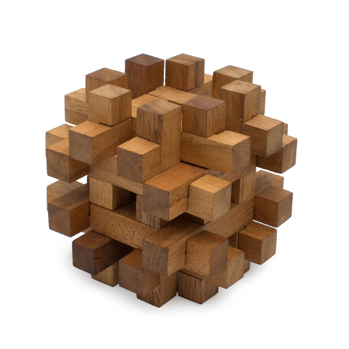 Wooden Puzzles | Wood Brain Teasers | 3D Puzzles