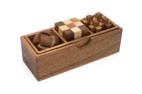Set of three puzzles (WG-580)