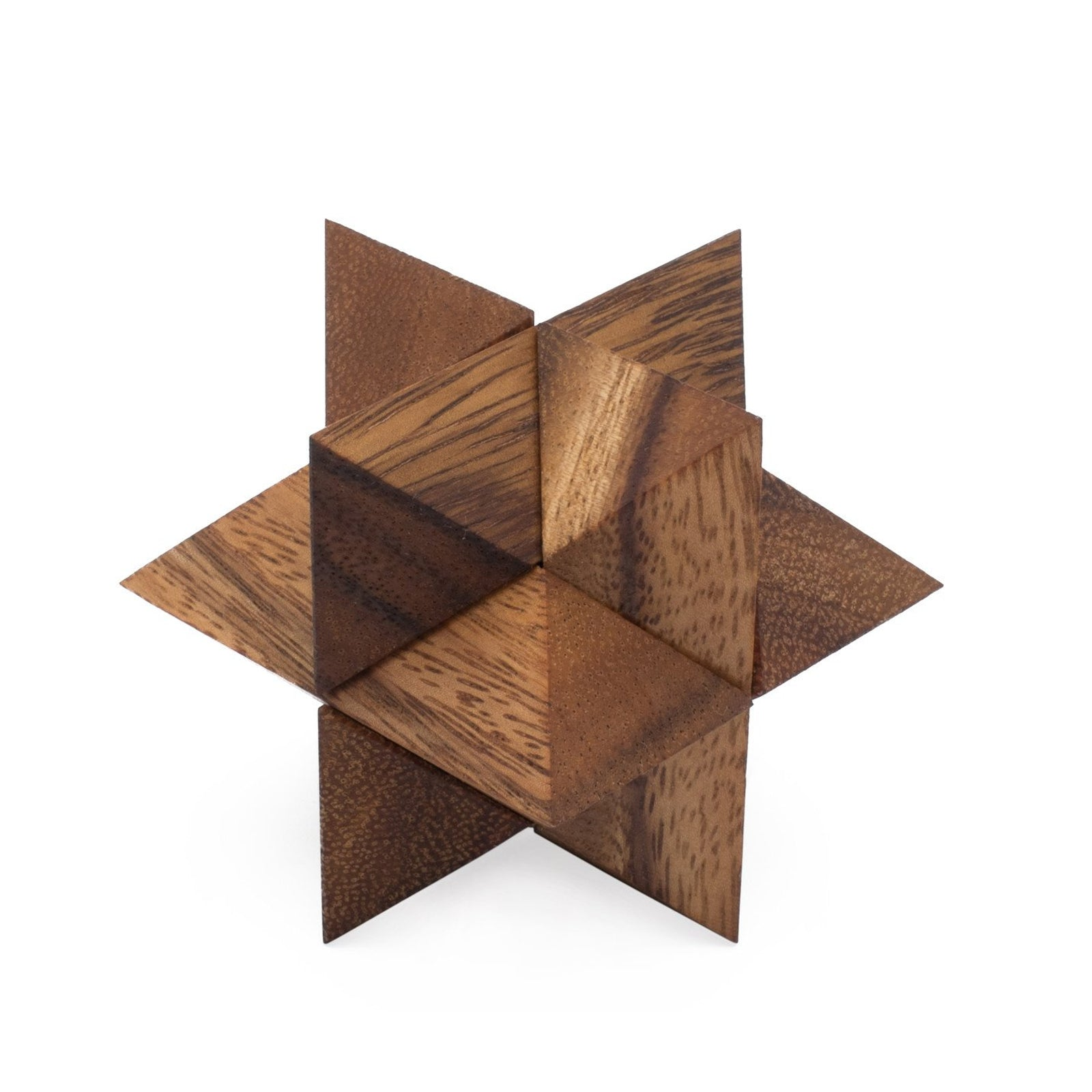 Star Puzzle Solution Siammandalay Wooden Star Solution