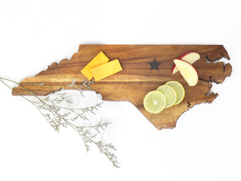 North Carolina Cutting Board
