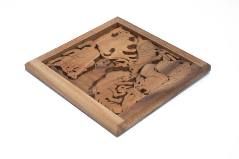 Wildlife Jigsaw