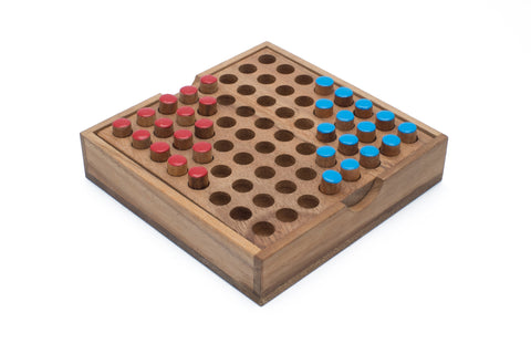 Colored Checkers