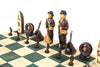 Fisherman Themed Chess Set