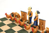 Farmyard Themed Chess Set