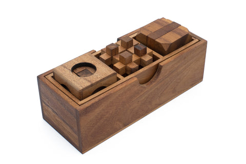 Set of three puzzles (WG-265)