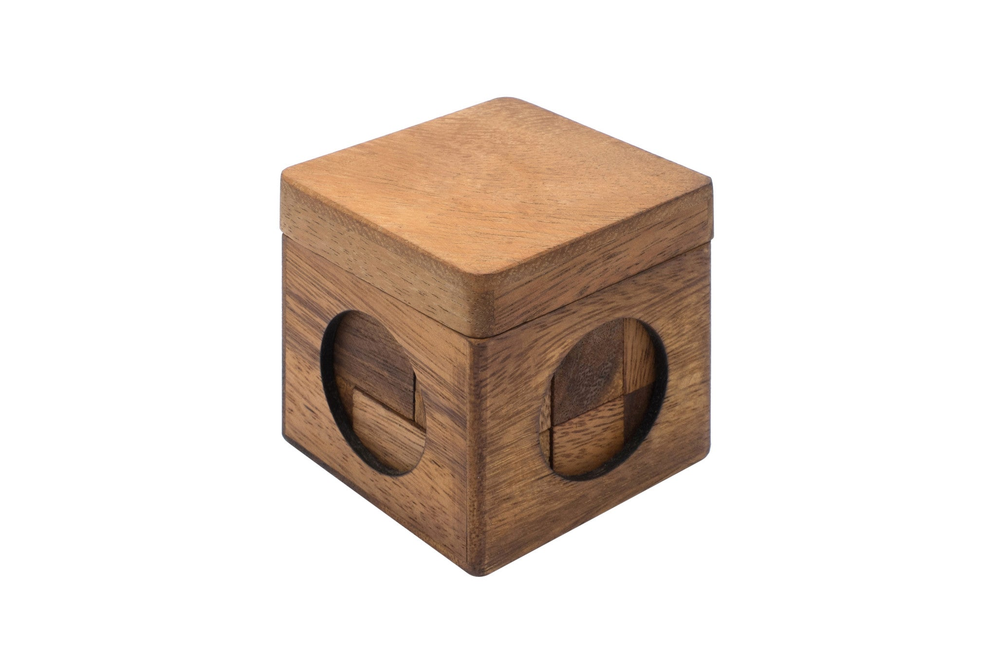 Cube Puzzle - Soma Cube Interlocking Logic Puzzle with ...