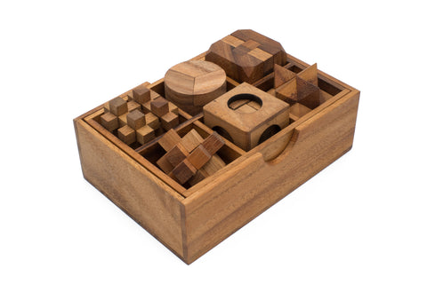 Set of six puzzles (WG-263)