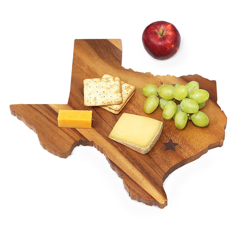 Texas State Cutting Board