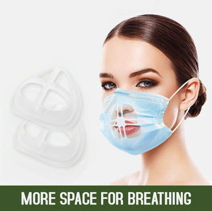 Breathable Mask Frames