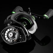Metal Baitcasting Fishing Reel