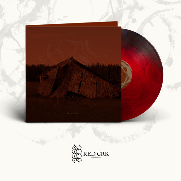 CULT OF LUNA - The Raging River LP Gtfold (Galaxy - Red and Black) - Shop exclusive!