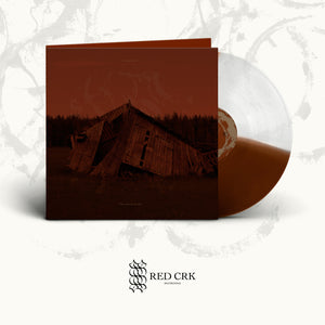 CULT OF LUNA - The Raging River LP Gtfold (Half/Half - Transparent and Brown) - Shop exclusive!