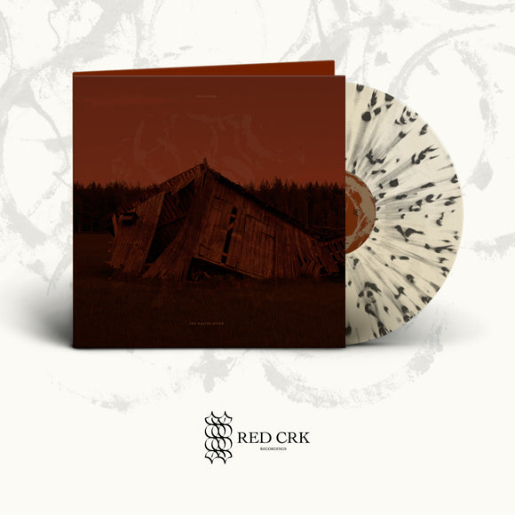 CULT OF LUNA - The Raging River LP Gtfold (Milky Clear vinyl w/ Black Speckles) - Shop exclusive!