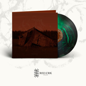CULT OF LUNA - The Raging River LP Gtfold (Galaxy Kelly Green and Black) - Shop exclusive!