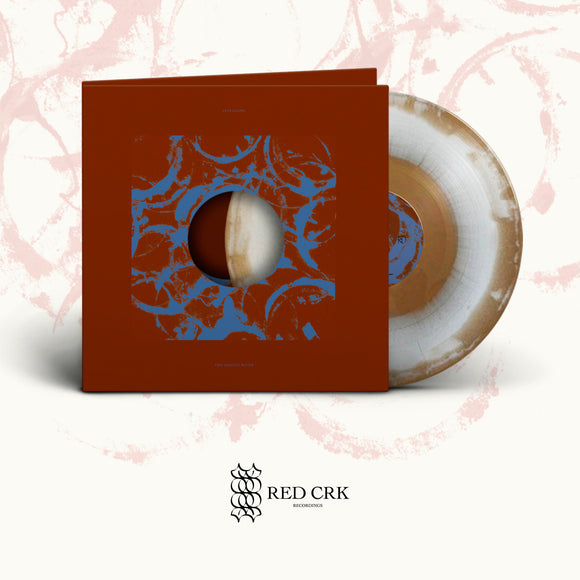 CULT OF LUNA - The Raging River LP Gtfold (ASide/BSide w/ Gold and White)  - Shop Exclusive!