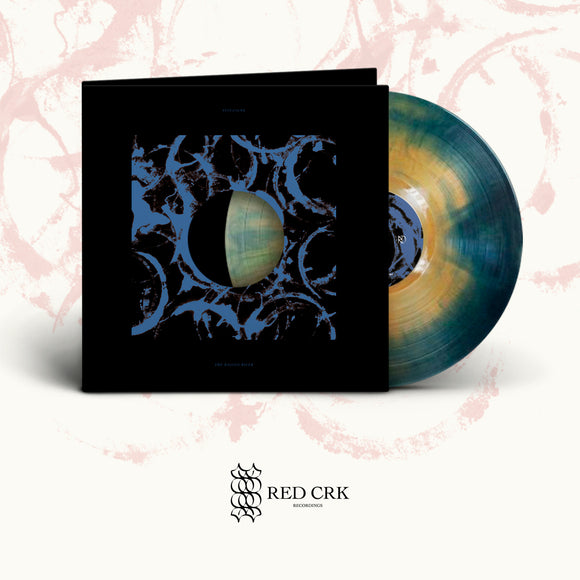 CULT OF LUNA - The Raging River LP Gtfold (Galaxy w/ Orange and Blue) - Shop Exclusive!
