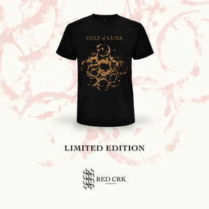 CULT OF LUNA - The Raging River (Black T-Shirt)