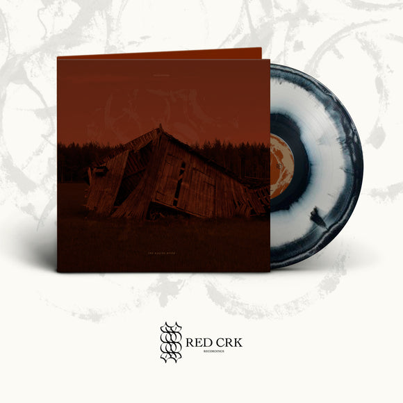 CULT OF LUNA - The Raging River LP Gtfold (Aside/Bside - Black and White) - Shop exclusive!