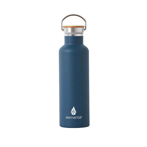 A reusable water bottle to stay hydrated in Colorado