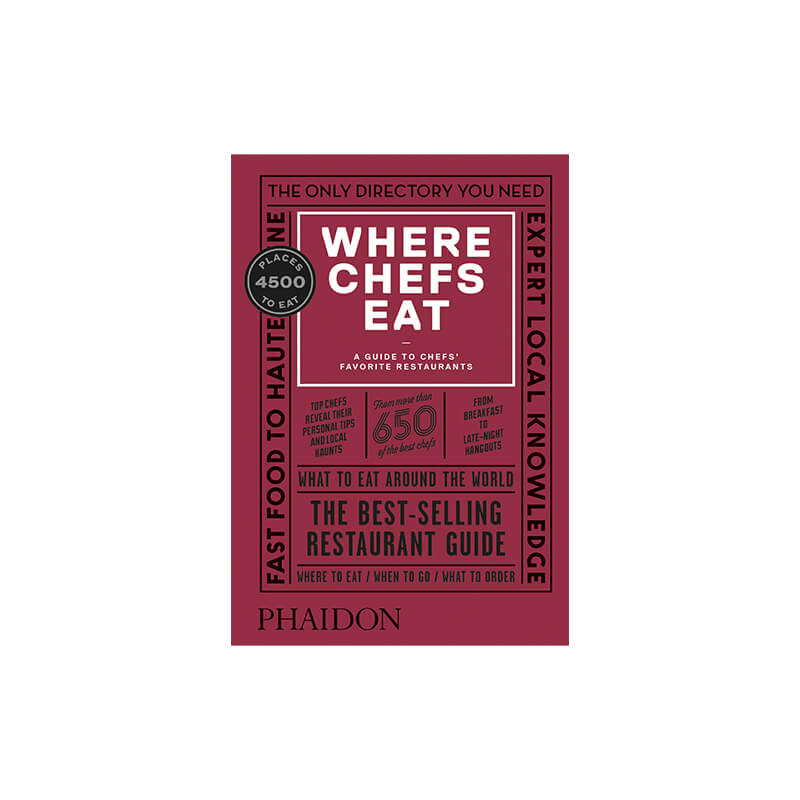 Where Chefs Eat: A Guide to Chefs' Favorite Restaurants