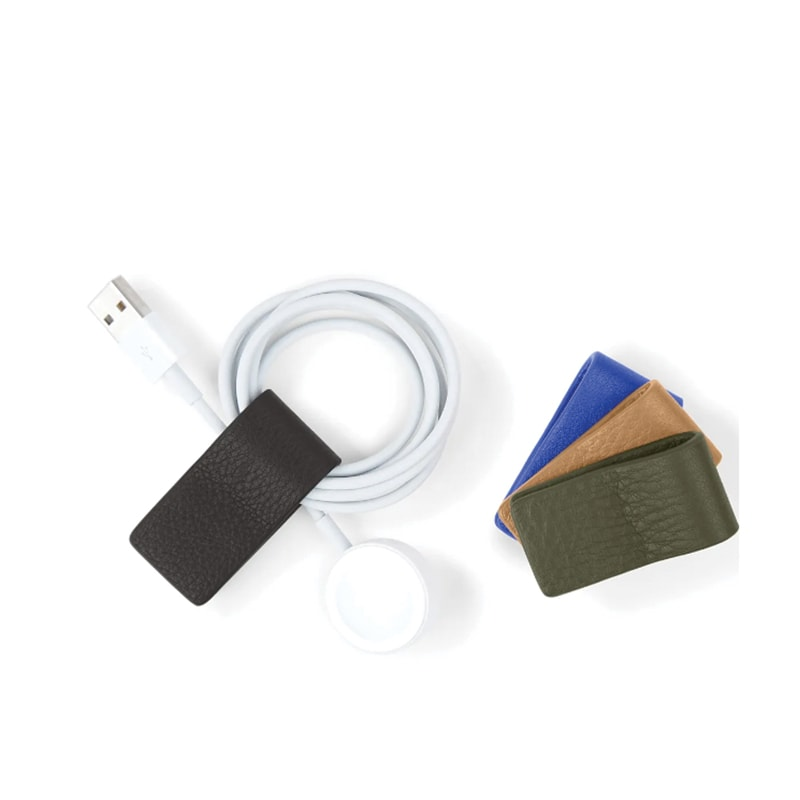 Leather Small Cord Wrap Set