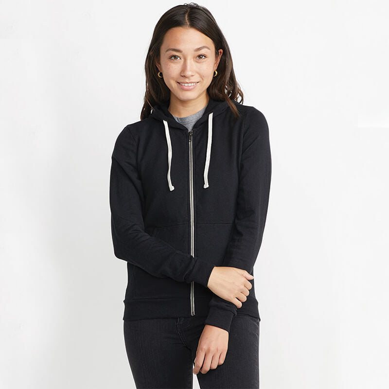 Women's Afternoon Zip Hoodie