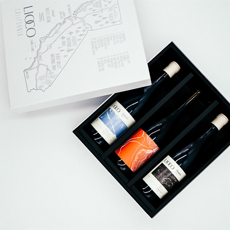 Heirloom Reds Gift Box