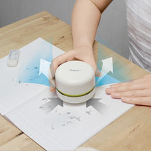 Load image into Gallery viewer, Sonic Livgak Suzy Desktop Mini Vacuum Cleaner