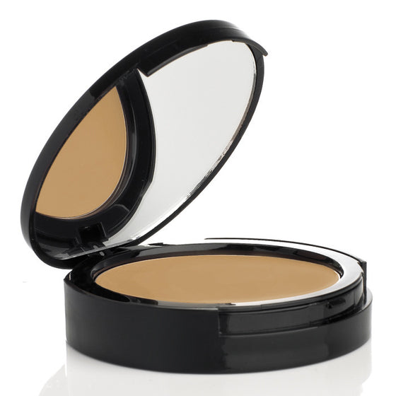 Creme Deluxe Flawless Finish Foundation - NVEY ECO Organic Cosmetics