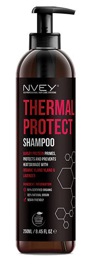 Thermal Protection Shampoo - NVEY ECO Organic Cosmetics