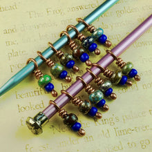 Load image into Gallery viewer, Lace Stitch Marker Set