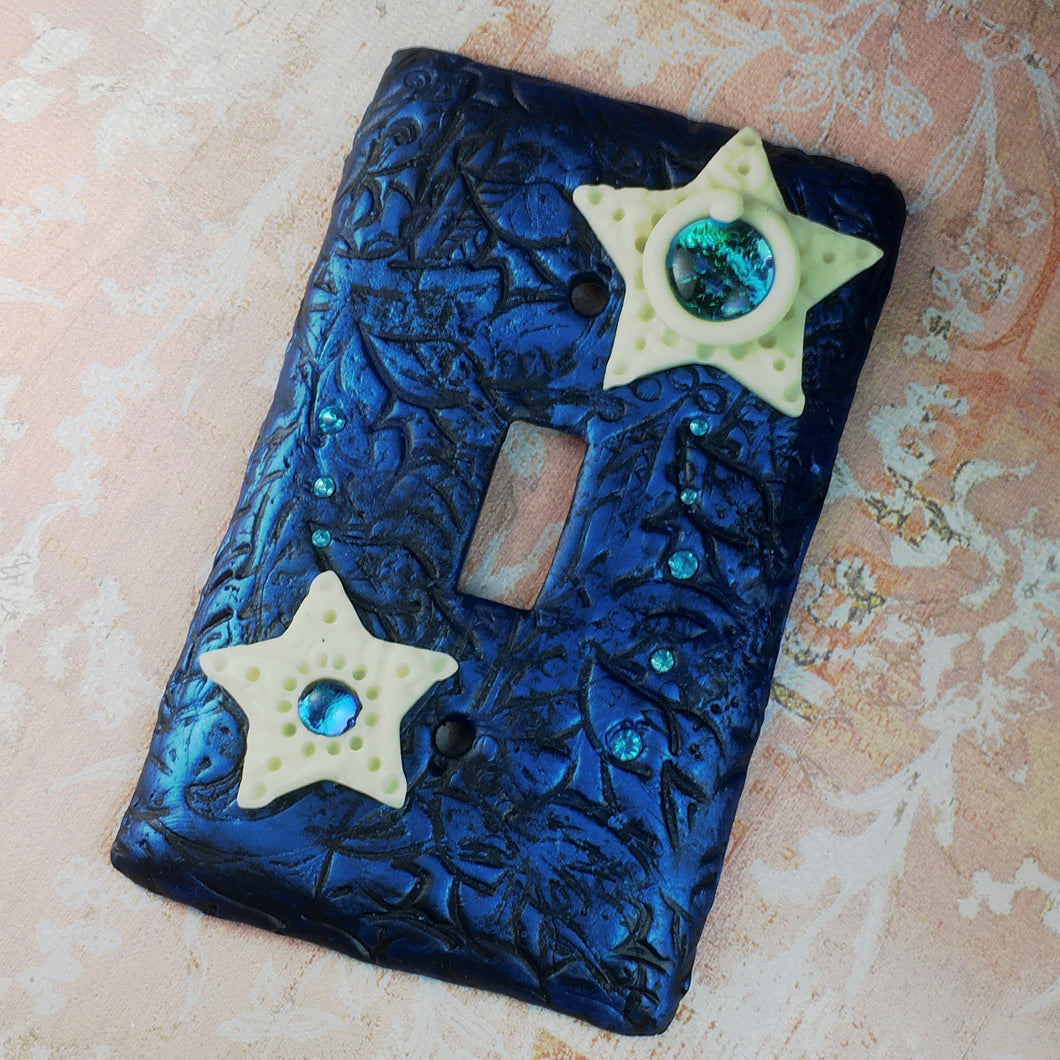 Starry Night Switch Plate Cover