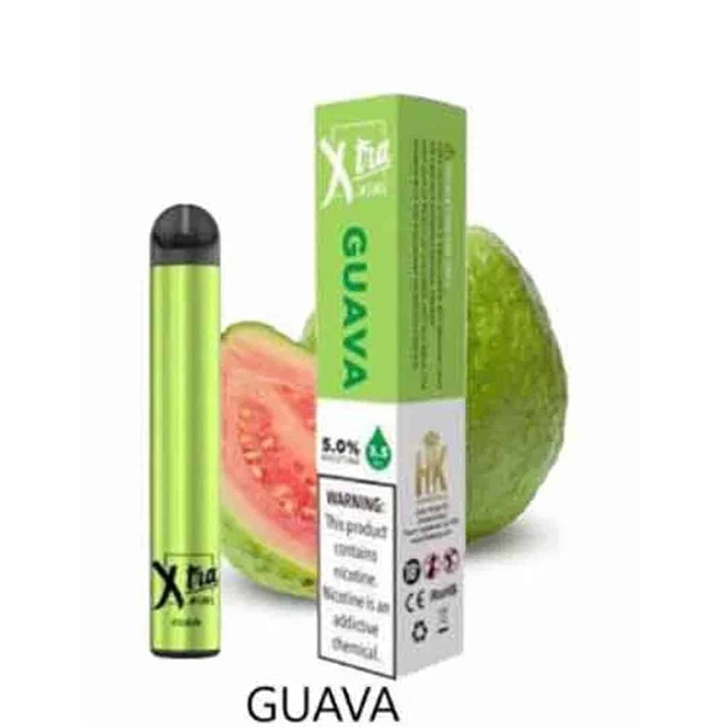 XTRA MINI GUAVA ICE SINGLE UNIT
