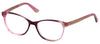 Elizabeth Arden Classic 403 in Rose/Teal/Black Demi