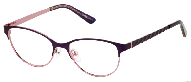 Elizabeth Arden Classic 406 in Purple/Matte Black/Aqua