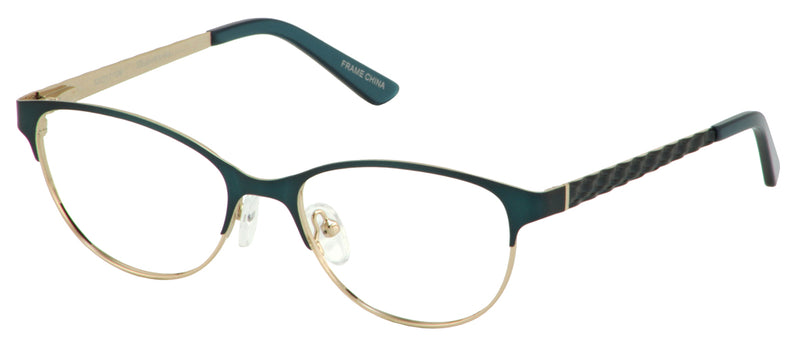Elizabeth Arden Classic 406 in Aqua/Matte Black/Purple