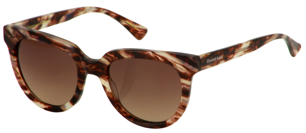 Elizabeth Arden Sun Rx 5271 in Brown/Grey