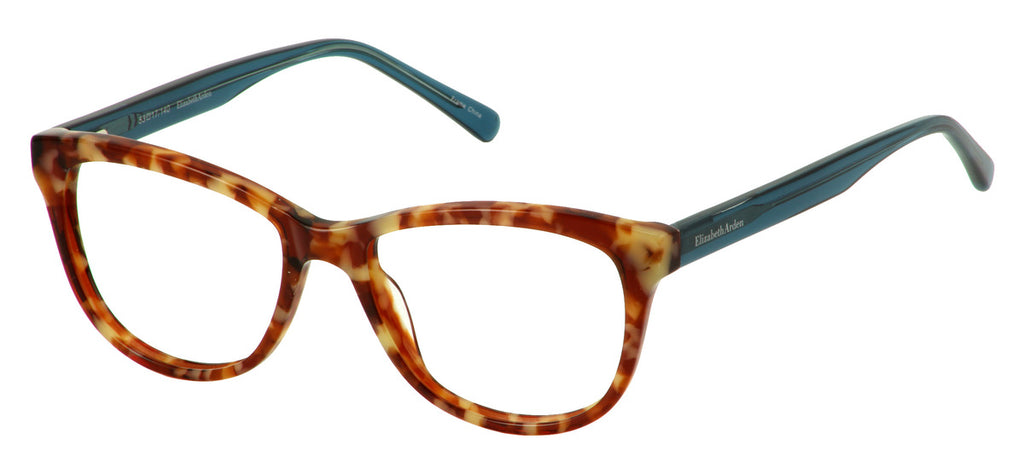 Elizabeth Arden 1189 in Brown/Black/White Tortoise
