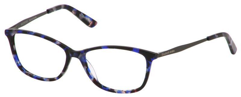 Elizabeth Arden 1193 in Blue/Brown/Purple
