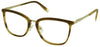 Elizabeth Arden 1230 in Blond Horn/Dark Brown/Soft Beige Horn