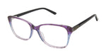 Elizabeth Arden 1232 in Indigo/Brown/Purple Fade